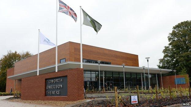 Tidworth Garrison Theatre