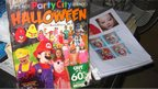A Halloween themed catalogue (October 2013)