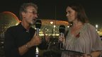 Eddie Jordan and Lee McKenzie
