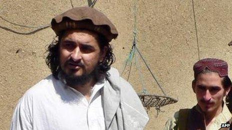 Hakimullah Mehsud, 2009