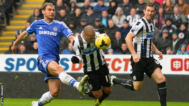 EPL MATCH PREVIEW – CHELSEA VS NEWCASTLE 2