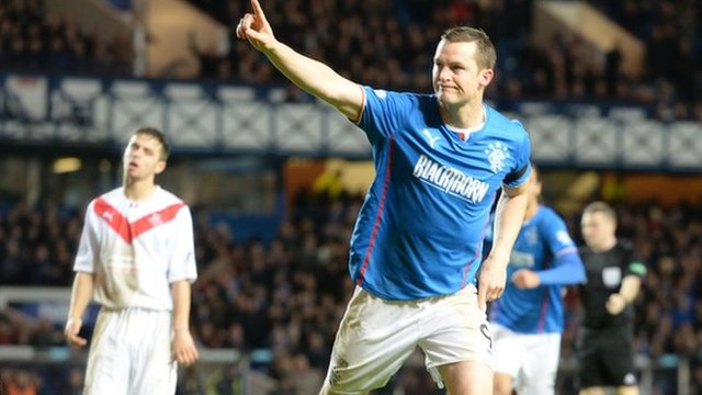 Highlights - Rangers 3-0 Airdrieonians