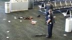 LA airport reopens after shooting