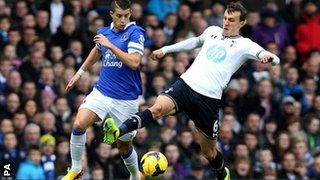 Kevin Mirallas and Vlad Chiriches