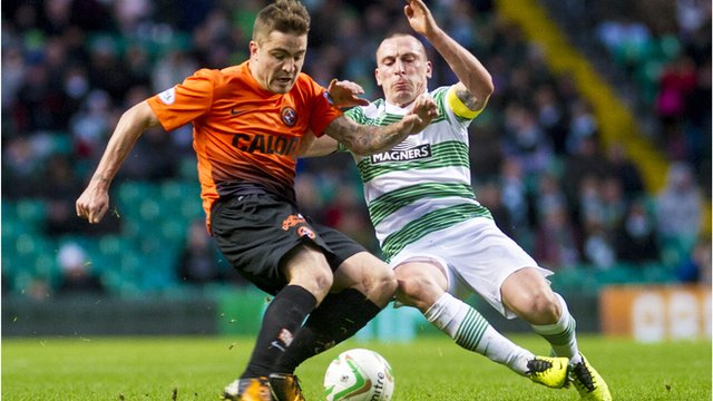 Dundee United v Celtic: Watch a Live Stream of the Scottish Premier League match