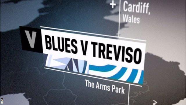 Blues v Treviso