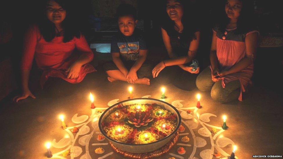 Family Celebration Celebrated by Family