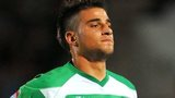 QPR midfielder Max Ehmer whilst on loan at Yeovil