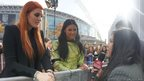 Icona Pop and School Reporters