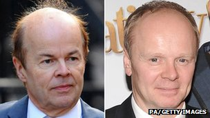 Christopher Jefferies and Jason Watkins