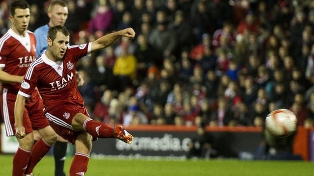 Highlights - Aberdeen 4-0 Partick Thistle