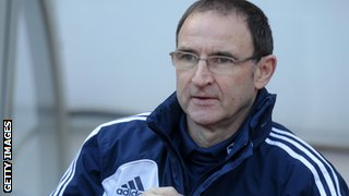 Martin O'Neill to be named Republic of Ireland boss