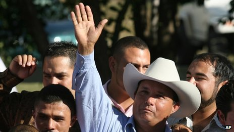 File photo of Jose Trevino Morales from 5 September 2010 at Ruidoso Downs race course in New Mexico