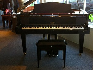 Moutrie grand piano in Hadleigh