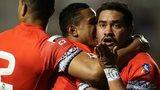 Tonga celebrate