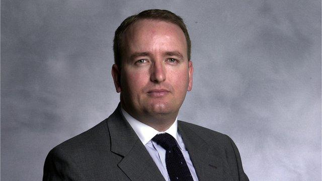 Tory MP Mark Pritchard