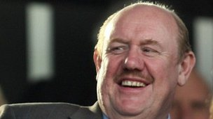 RFL chairman Brian Barwick