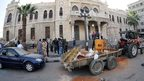 Deadly blast hits central Damascus