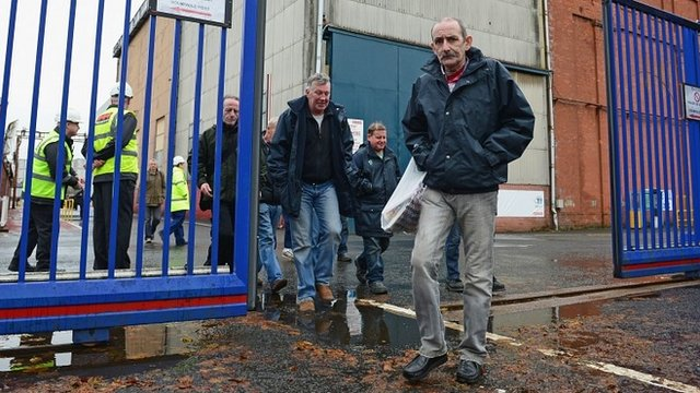 Portsmouth shipyard workers betrayed by the British