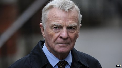 Max Mosley (file photo)
