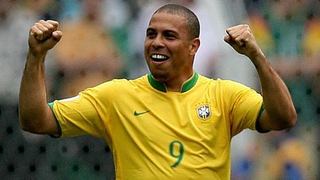 BBC Sport - Brazil World Cup 2014 can be catalyst for change - Ronaldo