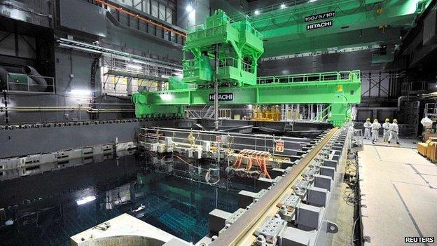 Fukushima Unit 4