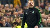 Celtic manager Neil Lennon at the Amsterdam Arena