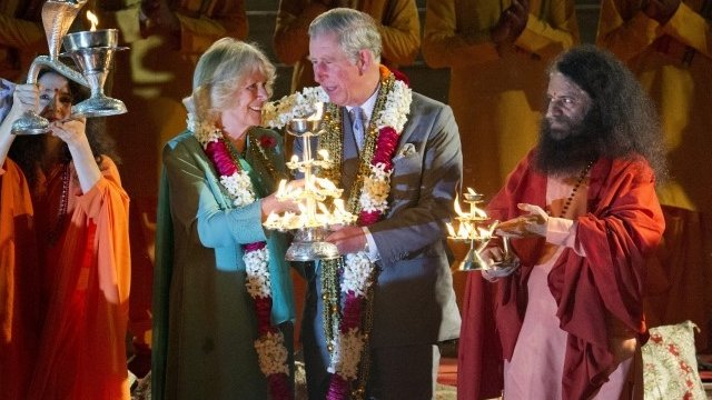 Camilla, Duchess of Cornwall and Prince Charles, Prince of Wales