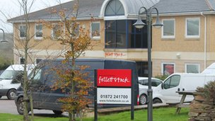 Follett Stock Truro office