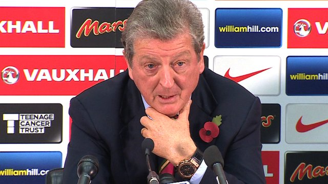 Roy Hodgson discusses England call-ups for Southampton's Adam Lallana and Jay Rodriguez