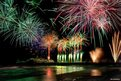 Fireworks in Blackpool