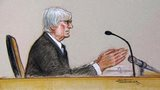 Bernie Ecclestone at the High Court