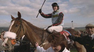 Tony McCoy on Mr Mulligan