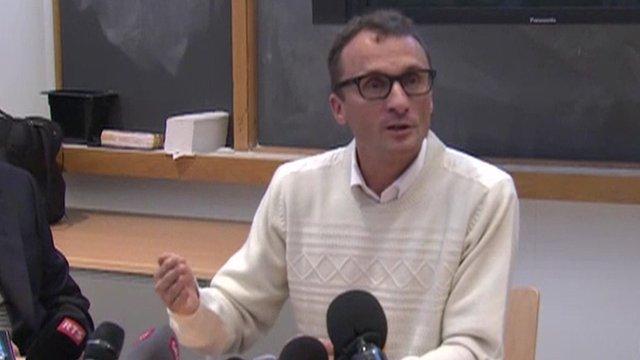 Professor Francois Bochud