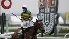 Don't Push It gave AP McCoy his first Grand National win, at the 15th attempt,  at Aintree in 2010