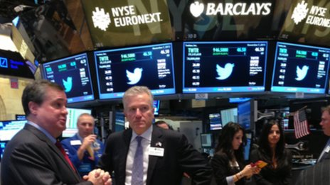 Head of the NYSE Duncan Niederauer