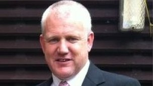 Dean Sheffield