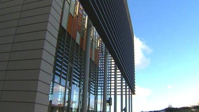 Hadyn Ellis building