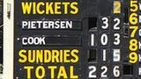 The Adelaide Oval scoreboard in 2010