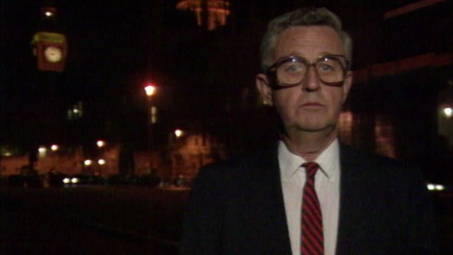 John Cole in 1990