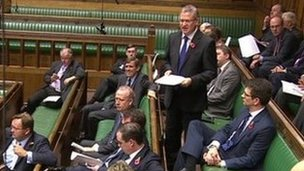MPs debate EU bill