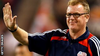 Steve Nicol, former New England Revolution coach