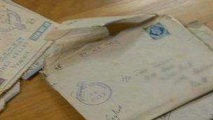 John Jarmain's letters