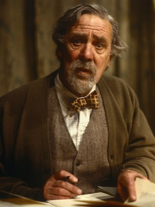 Michael Aldridge as Professor Digory Kirke