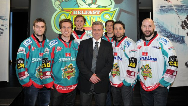 UK: Elite League - Belfast Giants Claim Away Victory Over Hull
