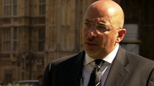 Conservative MP Nadhim Zahawi