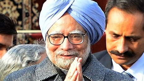 India Prime Minister Manmohan Singh (file image)