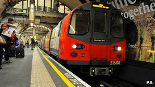 Northern Line train