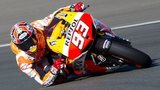 Marc Marquez on pole for decisive Valencia race