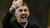 Wigan manager Owen Coyle